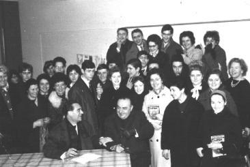 Le Choeur Mixte en 1968