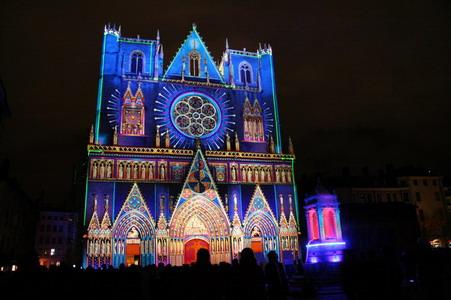 fête des lumières 2008
