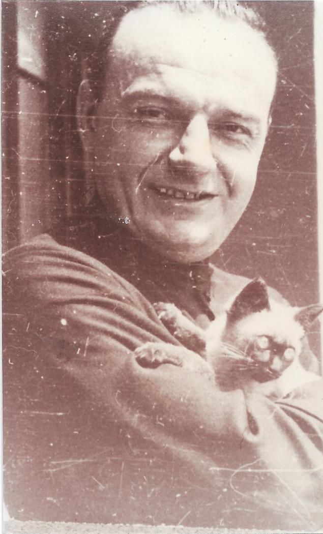 marcel Godard au chat