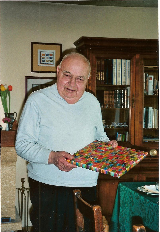 marcel Godard en 2003